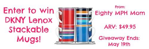 DKNY Lenox Graphic