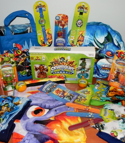 Frito-Lay Skylanders Gaming Party Supplies