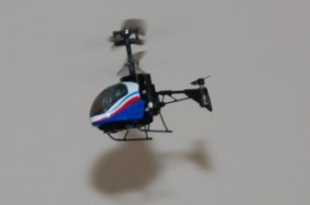 Fly into Summer with the Silverlit Nano Falcon Helicopter!