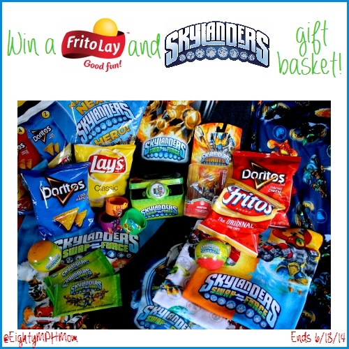 Frito-Lay Skylanders Gaming Giveaway