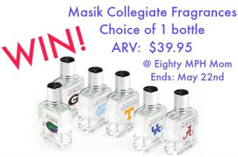 Masik Collegiate Fragrances have Spirit!