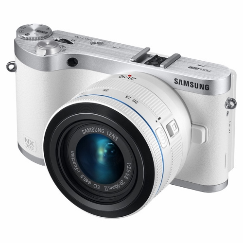 Samsung NX300 20.3MP SMART Camera