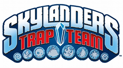 Skylanders Trap Team Logo