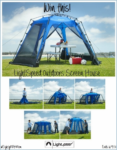 LightSpeed Outdoors Giveaway