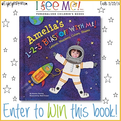 I See Me! 1-2-3 Blast Off with Me Giveaway