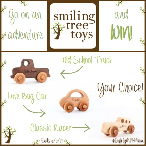 Smiling Tree Toys Giveaway