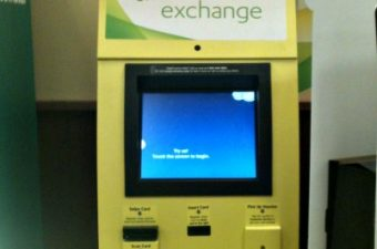 Turn gift cards into cash with Coinstar Exchange Kiosks!