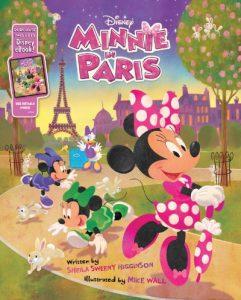 Minnie in Paris,Disney