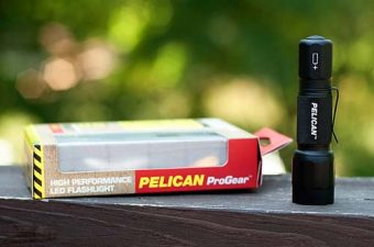 Pelican ProGear Flashlight Review & how to make your own disaster supply kit!