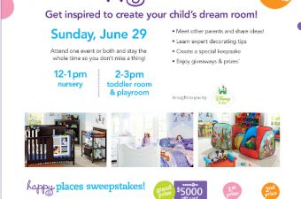 "Join in the Fun With the Babies""R""Us Happy Places Event"