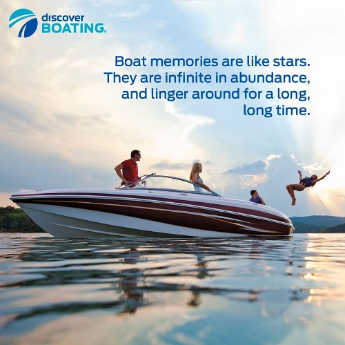 Discover Boating Memories