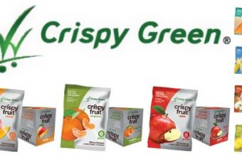 Crispy Fruit by Crispy Green, Good for You and Yummy!