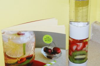 The Define Bottle for Tasty Fruit Infused Water