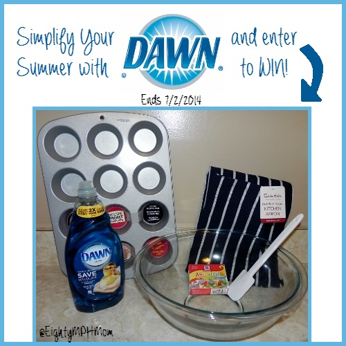 Dawn Simplify Your Summer Giveaway