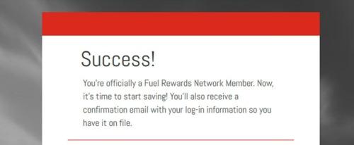 Fuel Rewards Netword