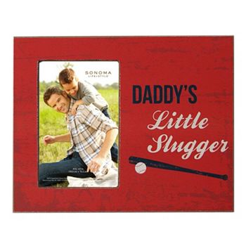 Kohl's SONOMA life + style Daddy's Little Slugger