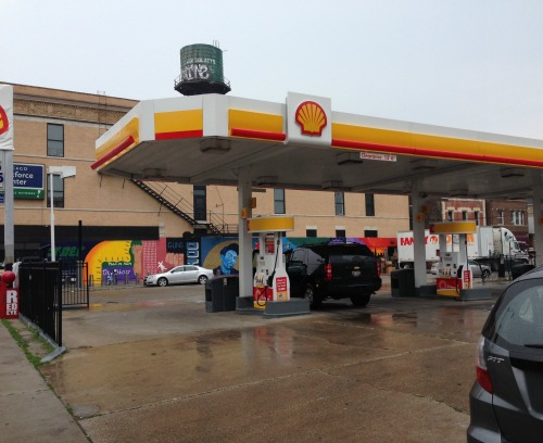 Shell Fuel Saver Network
