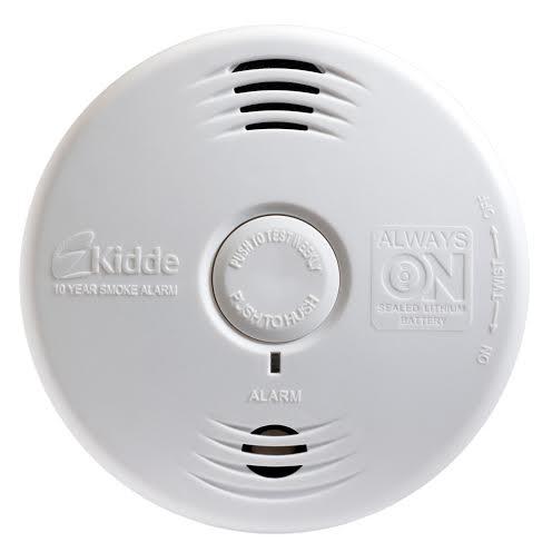Kidde Worry-Free Smoke Alarm