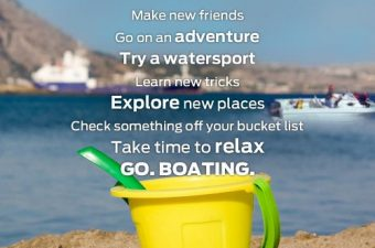 "See Summer in a Whole New Light When You ""Discover Boating"""