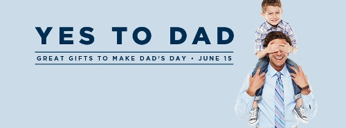 Kohl's Yes to Dad