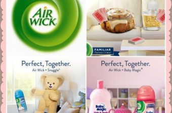 Air Wick Familiar Favorites – my home never smelled so inviting!