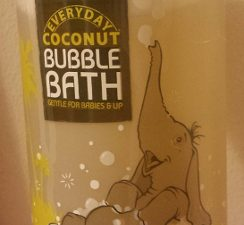 Natural Lotion, Bubbles, and Vitamins All From Whole Foods – Review