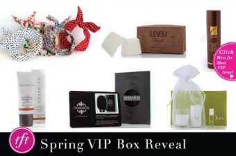 Fab Fit Fun Spring VIP Box discount code