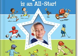 Give Your Child and All-Star Experience with I See Me!