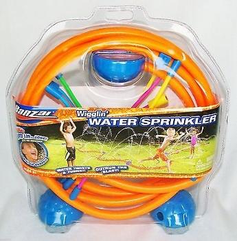 Kohl's - Banzai Wigglin' Water Sprinkler