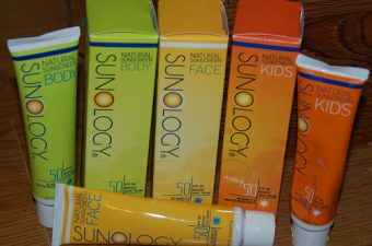 Don't Do Summer Without Sunology's Natural Sunscreen!