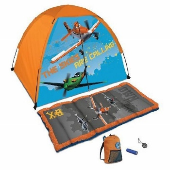 Kohl's - Disney Planes 5-pc. Camping Kit