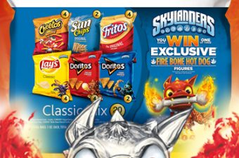 Have a Fantastic Summer Adventure with Frito-Lay and Skylanders