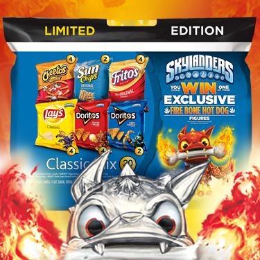 Frito-Lay Skylanders Variety Pack