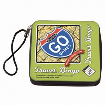 Kohl's - Go Games Bingo Magnetic Travel Game