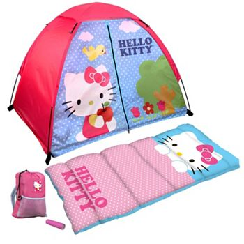 Kohl's - Hello Kitty 4-pc. Camping Kit