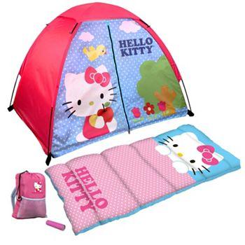 Kohl's - Hello Kitty 4-pc. Camping Kit