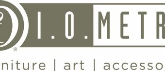 I.O. Metro Gray Logo