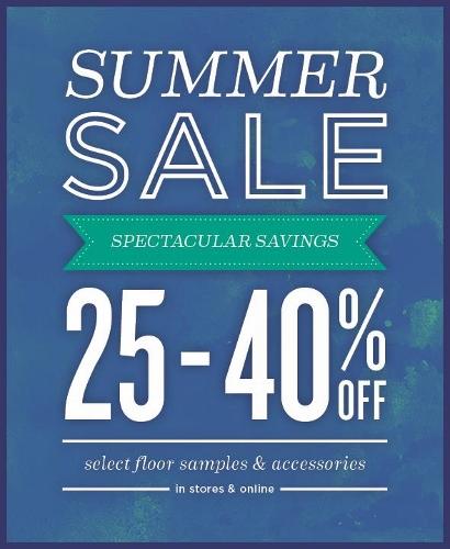 I.O. Metro Summer Sale