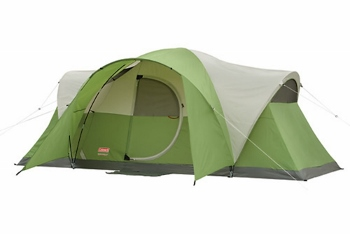 Kohl's - Coleman Montana 8-Person Camping Tent