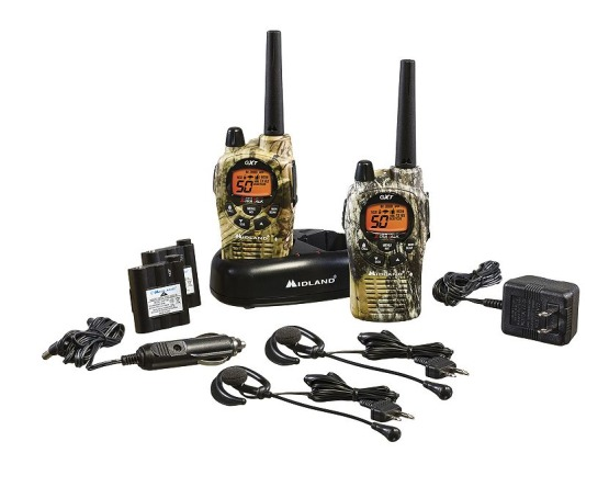 Kohl's - Midland H2O Waterproof Series Outfitters Camo Two-Way Radio & Headset Set