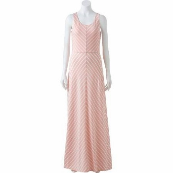 Kohl's - LC Lauren Conrad Striped Maxi Dress