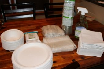 Sustainable Earth from Staples for your Summer Cookout!