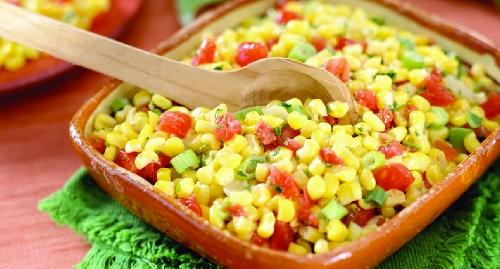 Sea Tow Kickin' Corn Salad