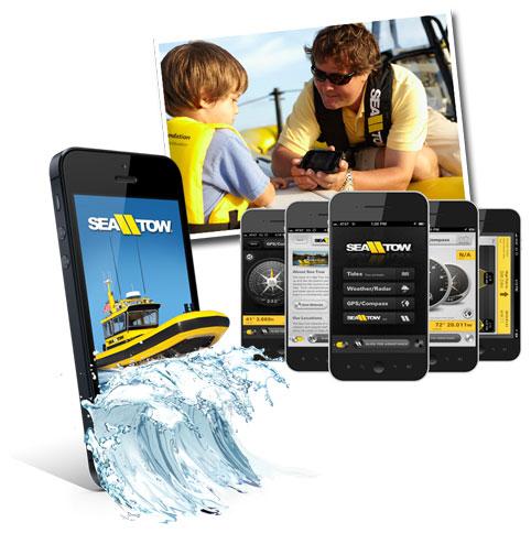 Sea Tow Mobile App