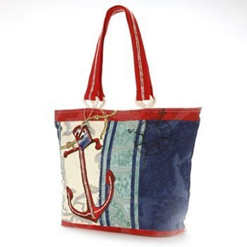 Kohl's - Sun N Sand Deep Sea Anchor Tote