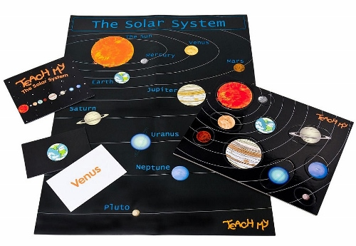 Teach My Preschooler - The Solar System
