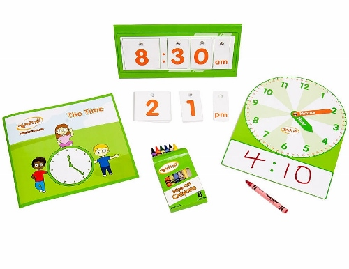 Teach My Preschooler - The Time
