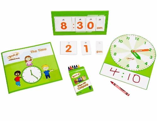 Teach My Preschooler - The Time