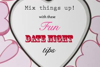 Every Marriage Needs a DATE NIGHT (fun ideas!)!