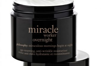 Philosophy overnight miracle cream